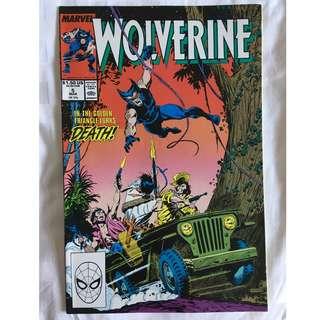 Wolverine No. 5