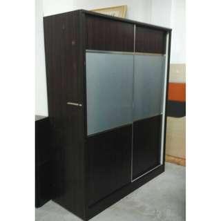 Almari Baju Wardrobe Sliding Door (5 x 6.5 ft) * L05 H
