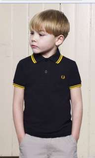 Mencari fred perry kids