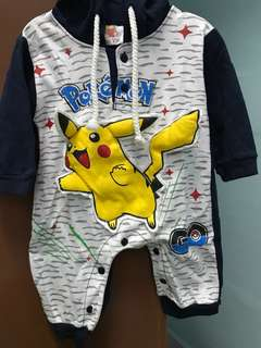Romper Pikachu
