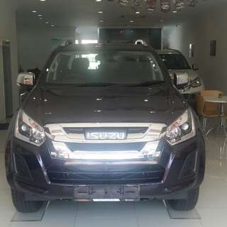 2017-2018 ISUZU D-MAX 2.5 STD AT