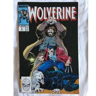 Wolverine No. 6