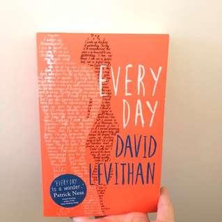 Everyday David Levithan