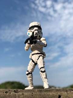 白兵 迷你積木 nanoblock lego starwar