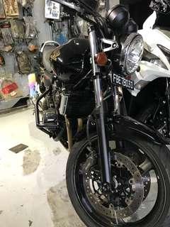 Honda CB400 Revo for sale!
