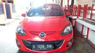 Jual Mazda Sport 2 Matic 2013 Merah
