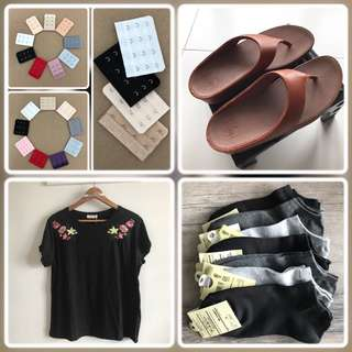 Check out my Fitflop sandals Skechers shoes and assorted household items @sunwalker