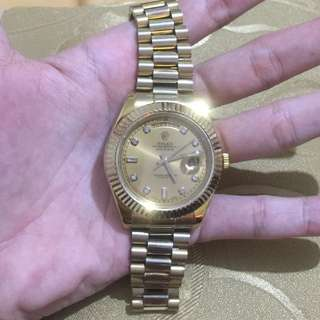 Rolex day date president mirror 1:1 swiss