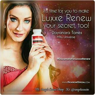 Luxxe Renew for Detox and Antiaging ❤