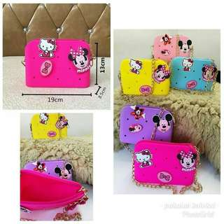KIDS MINNIE KITYY HANDBAG