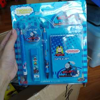 CLEARANCE - Cartoon Stationery Set