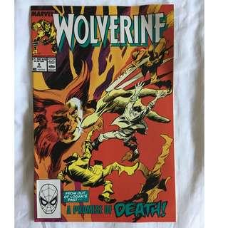 Wolverine No. 9