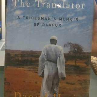 The Translator by Daoud Hari