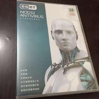 nod32 antivirus 1年版