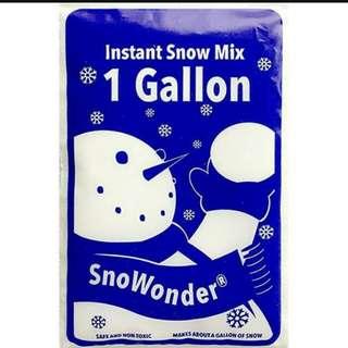SNOWONDER!!