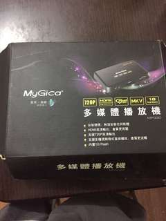 my gica 多媒體播放器