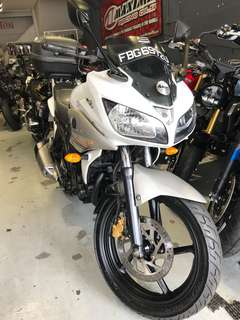 Yamaha FZ16ST for sale!