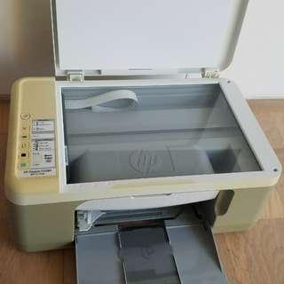 FREE! Printer HP Deskjet F2280 All in One