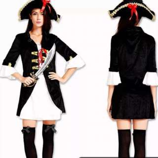 Party Costume/ Pirates of the Carribean