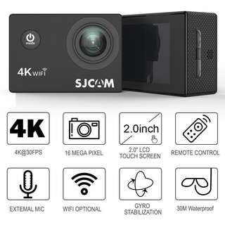 🛒SJCAM SJ4000 AIR WiFi 4K Action Camera