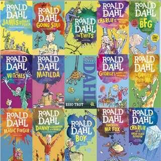 Roald Dahl's Series
