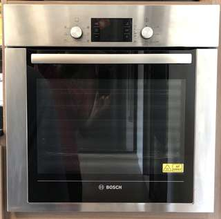 Built-In Oven [Bosch HBA43B4.0A]