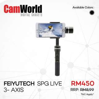 FEIYU TECH SPG Live 3 - Axis