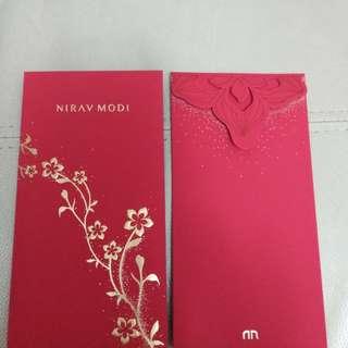 NIRAV MODI 2018 利是封一盒