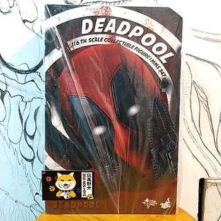 Hottoys Deadpool