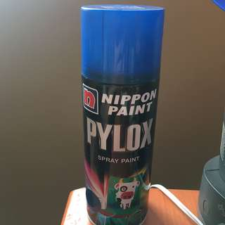 Nippon Paint Oxford Blue Colour Spray Can