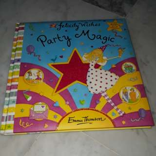 Felicity Wishes Party Magic