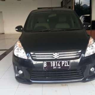 Suzuki Ertiga GX 2013 Metik