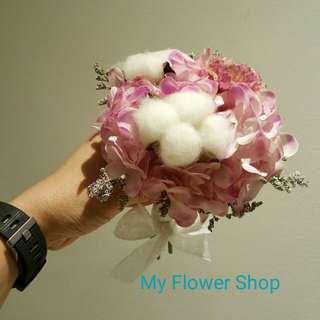 Bridal Bouquet (Artificial Flower)