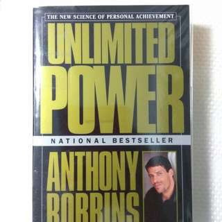 """Unlimited Power"" by Anthony Robbins"