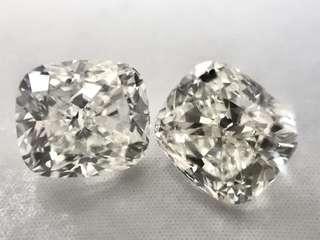 2.03卡VS 鑽石耳環