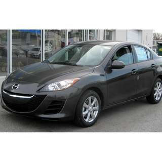 Mazda 3 For Weekend PACKAGE