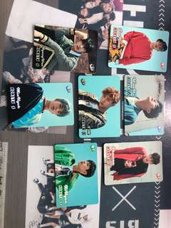 MONSTA X YES CARDS