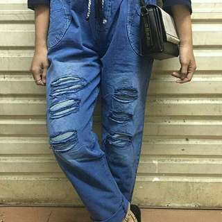 Ripped Jeans Dark blue