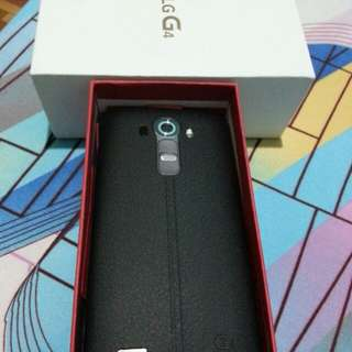 LG G4 32GB ALMOST NEW