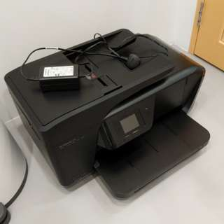 Hp A3 colour printer OfficeJet 7510