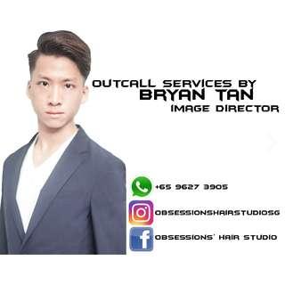 Hair Services @ home