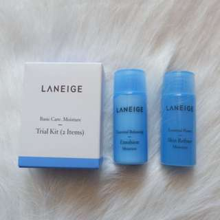 Laneige Basic Care Moisture Kit