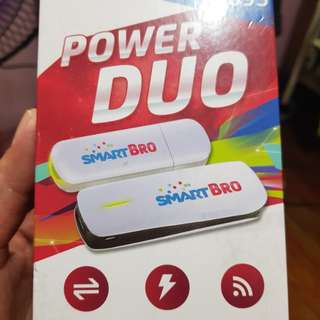 Smart power duo