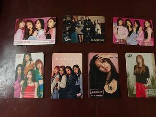 Blackpink yescard