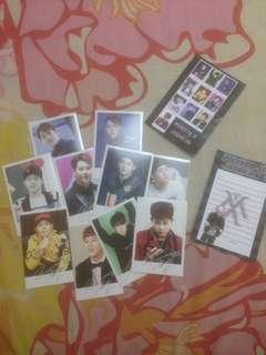 Jooheon Monsta X Polaroid Photos (10)