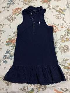 Authentic Ralph Lauren dress for kids
