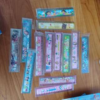 Buy 5 Get 1 Free - Cartoon Ruler
