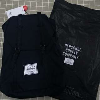 全新Herschel Retreat Backpack