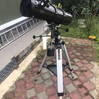 Skywatcher 130P F/5 650mm Newtonion Telescope