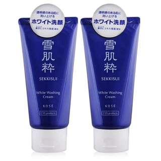 日本帶回正版雪肌粹洗面乳